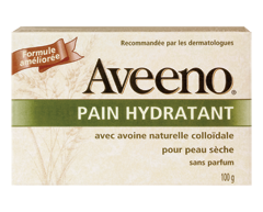 Image of product Aveeno - Moisturizing Bar for Dry Skin, 100 g