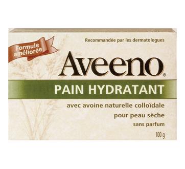Image of product Aveeno - Moisturizing Bar for Dry Skin, 100 g