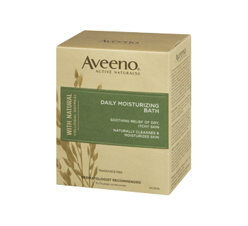 Active Naturals Daily Moisturizing Bath, 8 pouches