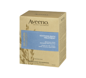 Image 1 of product Aveeno Baby - Soothing Bath Treatment, 8 x 42 g