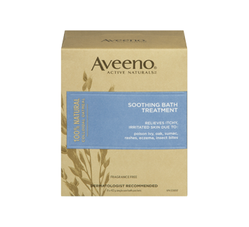 Image 3 of product Aveeno Baby - Soothing Bath Treatment, 8 x 42 g