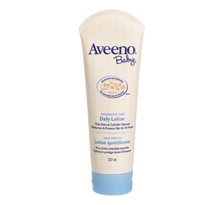Baby Daily Lotion, 227 ml – Aveeno : Cream and lotion