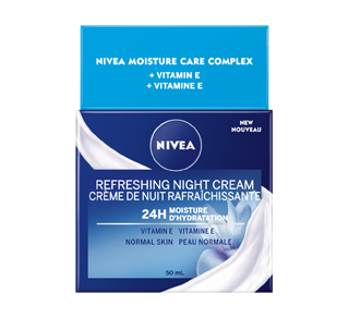 Moisturizing Night Care – Nivea : Face Care