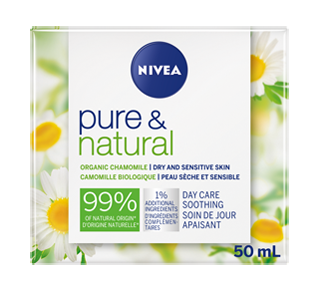 Pure&Natural Soothing Day Care, 50 ml