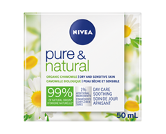 Nivea Pure And Natural Soothing Day Care