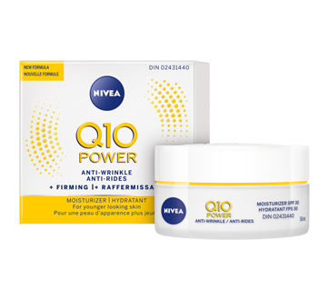 Q10 Anti-Wrinkle Day Care SPF 30, 50 ml