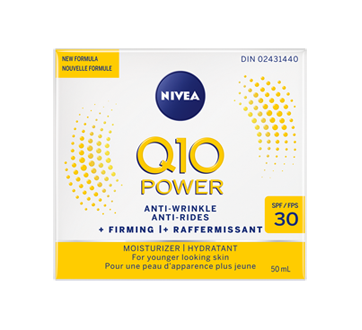 Image 2 of product Nivea - Q10 Anti-Wrinkle Day Care SPF 30, 50 ml