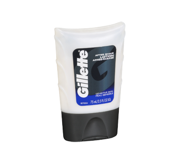 Image 2 of product Gillette - After-Shave Lotion Sensitive Skin, 75 ml