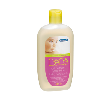 Image 1 of product Personnelle Bébé - Baby Body Wash, 444 ml