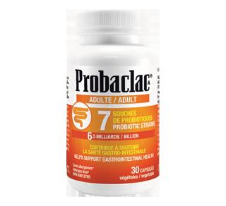 Probaclac Adult, 30 capsules – Probaclac : Probiotics