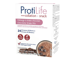 Image of product ProtiLife - Diet Shake Mix, 5 x 17 g, Chocolate