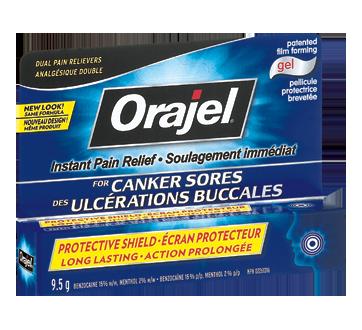 Image of product Orajel - Ultra Canker Sore Gel, 9.5 g