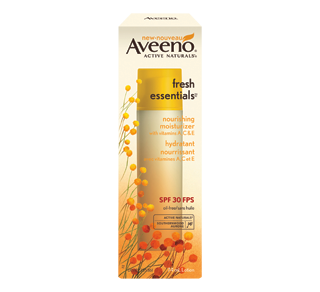 Fresh Essentials Daily Moisturizer, SPF 30, 74 ml – Aveeno : Moisturizer
