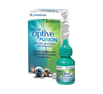 Image of product Allergan - Refresh Optive Fusion, 10 ml