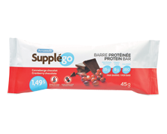 Image of product Personnelle - Supplégo Protein Bar, 45 g, Cranberry Chocolate