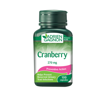 Image of product Adrien Gagnon - Cranberry, 100 units