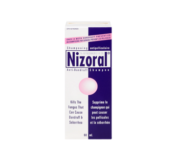 nizoral ketoconazole 2 anti dandruff shampoo 60 ml nizoral