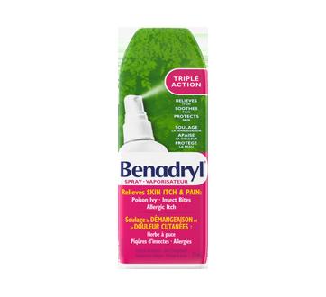 Benadryl Spray, 59 ml
