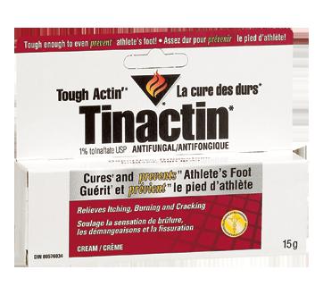 Image of product Tinactin - Antifungal Cream, 15 g