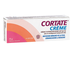 Image of product Cortate - Hydrocortisone Cream 0.5%, 15 g