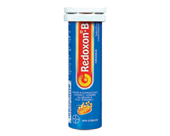 Image of product Redoxon - Redoxon Vitamin B Orange, 10 units