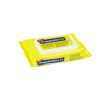 Image 2 of product Preparation-H - Preparation-H Soothing Wipe, 48's