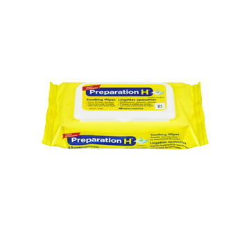 Image 3 of product Preparation-H - Preparation-H Soothing Wipe, 48's