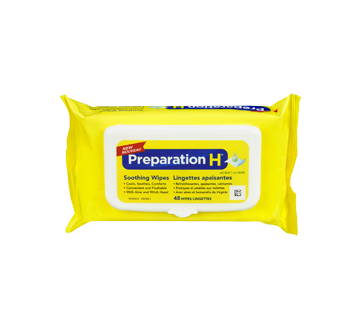 Image 4 of product Preparation-H - Preparation-H Soothing Wipe, 48's