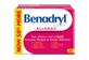 Thumbnail of product Benadryl - Allergy Relief Caplets, 36 units