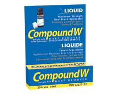 Image of product Compound W - Compound W Fast-Acting Liquid, 10 ml