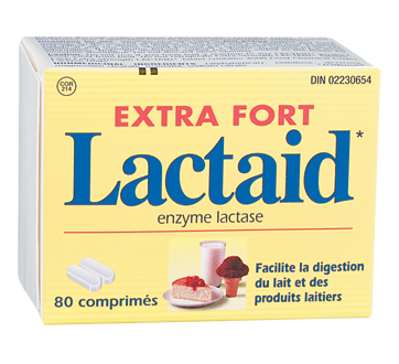 Image 2 of product Lactaid - Extra Strength Tablets, 80 units
