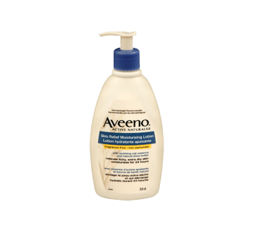 Skin Relief Moisturizing Lotion Fragrance-Free, 354 ml