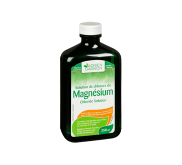 Image 2 of product Adrien Gagnon - Magnesium Chloride Solution, 250 ml