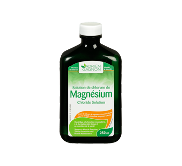 Image 3 of product Adrien Gagnon - Magnesium Chloride Solution, 250 ml