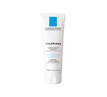 Toleriane Purifying Foaming Cream, 125 ml