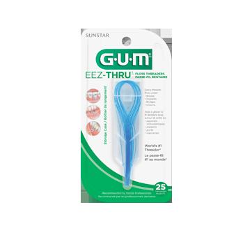 Eez-Thru Floss Threaders, 25 units