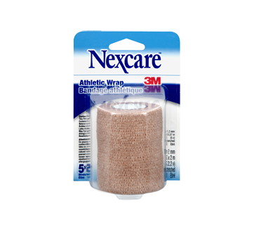 Image of product Nexcare - Athletic Wrap, Beige