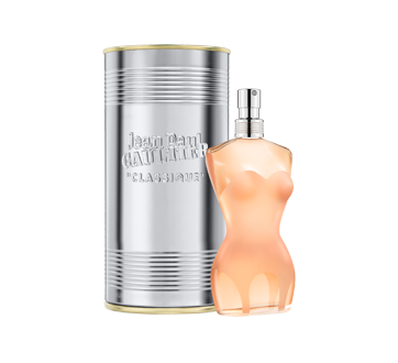 Classique Eau De Parfum 50 Ml Jean Paul Gaultier Fragrance For