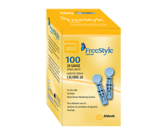 Image of product FreeStyle - 100 Lancets