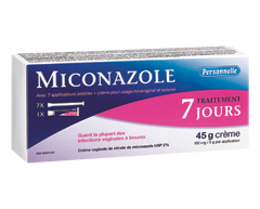 Image of product Personnelle - Miconazole 7 Days Treatment, 45 g