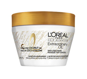 Extraordinary Oil 1001 Uses Mask, 300 ml, Coconut Oil
