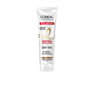 Hair Expertise Total Repair Protein Recharge Leave-in Cream for Damaged Hair , 150 ml