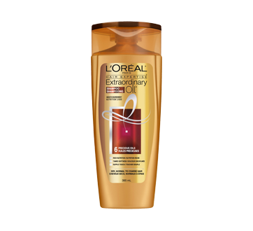 Hair Expertise Extraordinary Oil Shampoo, 385 ml, Dry Hair