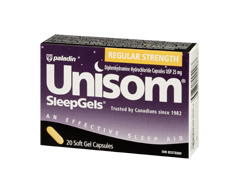 Image of product Unisom - Sleep Gels Regular, 20 units