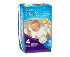 Image of product Personnelle Bébé - Baby Diapers, 8 units