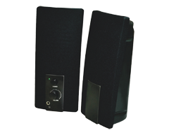 Image of product Escape - Amplified USB Speakers, 1 unit