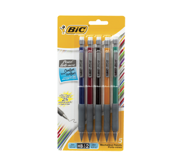 Image 2 of product Bic - Pencils, 5 units