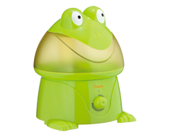Image of product Crane - Ultrasonic Cool Mist Humidifier, 1 unit, Frog