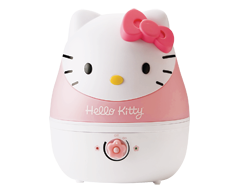 Image of product Crane - Ultrasonic Cool Mist Humidifier, Hello Kitty