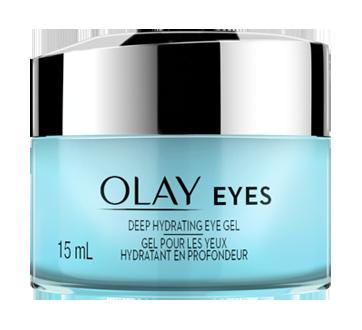 Eyes Deep Hydrating Eye Gel with Hyaluronic Acid, 15 ml